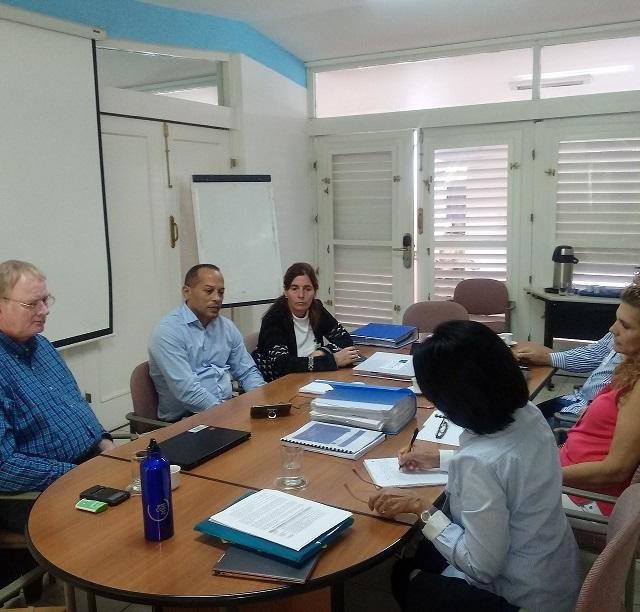 Realizan evaluación de medio término del proyecto IWEco.cuba con resultados satisfactorios